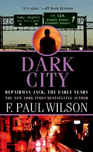 9780765368041: Dark City: Repairman Jack: The Early Years