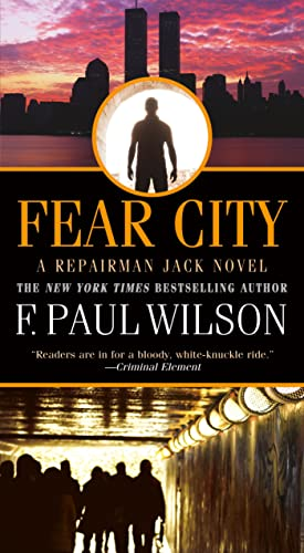 9780765368058: Fear City: Repairman Jack: The Early Years