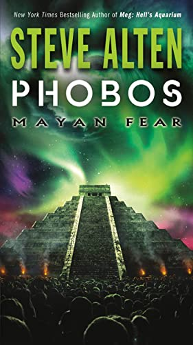 9780765368126: Phobos: Mayan Fear (The Domain Trilogy)