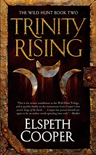 9780765368515: Trinity Rising: The Wild Hunt Book Two