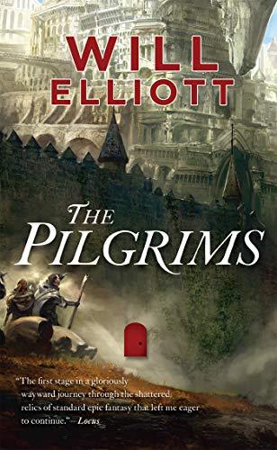 9780765368577: The Pilgrims: A Novel (The Pendulum Trilogy)