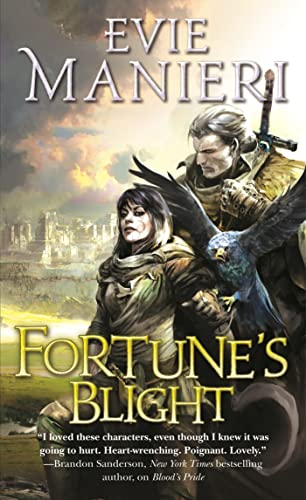 9780765368928: Fortune's Blight (The Shattered Kingdoms)