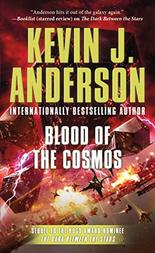 9780765369352: Blood of the Cosmos: The Saga of Shadows, Book Two