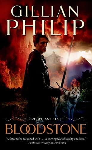 9780765369420: Bloodstone (Rebel Angel Series)