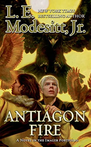 9780765369987: Antiagon Fire: The Seventh Book of the Imager Portfolio