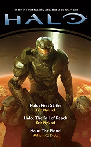 9780765370129: Halo: The Definitive Edition: First Strike / the Fall of Reach / the Flood