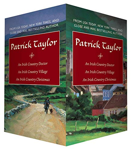 Patrick Taylor Irish Country Boxed Set: An Irish Country Doctor, An Irish Country Village, An Irish Country Christmas (Irish Country Books) (9780765370136) by Taylor, Patrick