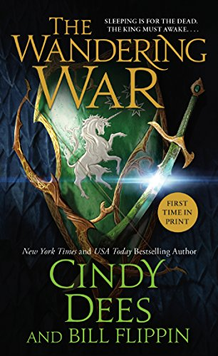 The Wandering War: The Sleeping King Trilogy, Book 3 (Paperback)