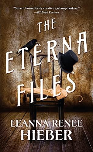 9780765370730: The Eterna Files