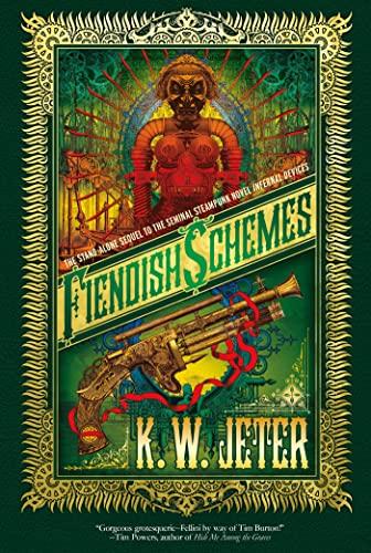9780765374028: Fiendish Schemes
