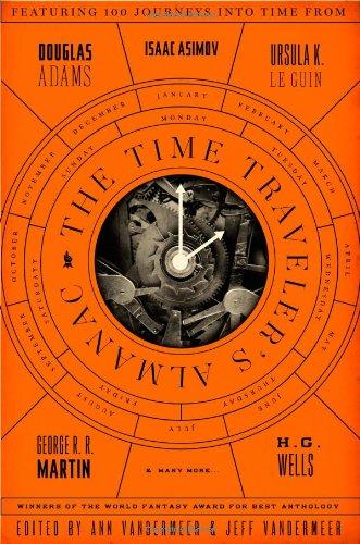 9780765374219: The Time Traveler's Almanac
