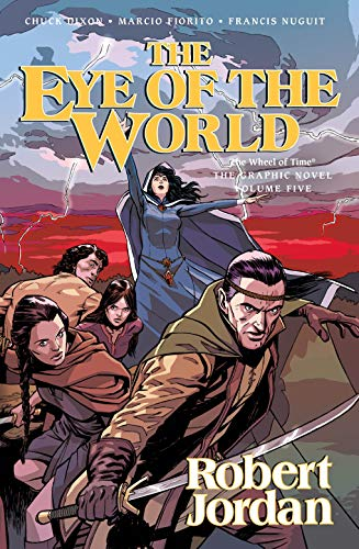 9780765374257: The Eye of the World: The Graphic Novel, Volume Five (Wheel of Time Other)