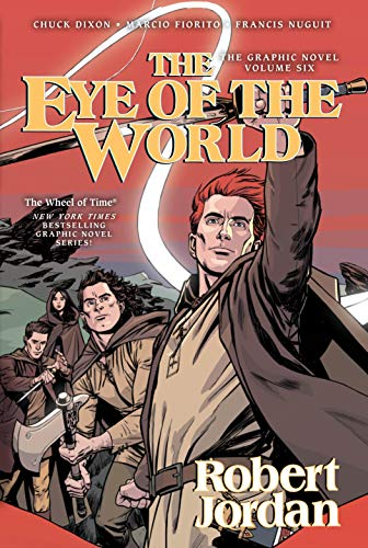 9780765374271: The Eye of the World: The Graphic Novel, Volume Six
