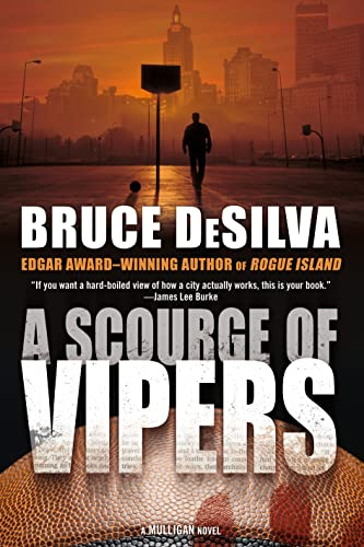 9780765374325: Scourge of Vipers (Liam Mulligan Novels)