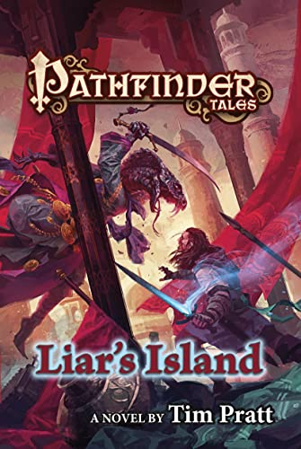 9780765374523: Pathfinder Tales: Liar's Island
