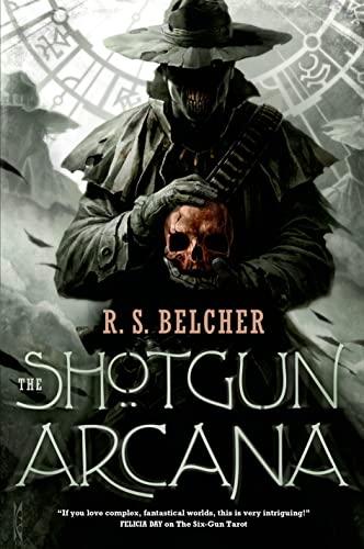 9780765374585: The Shotgun Arcana