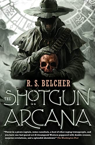 9780765374592: The Shotgun Arcana