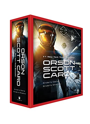9780765374721: Ender's Game (Movie Tie-In) Trade Paperback Boxed Set III: Ender's Game, Ender's Shadow (The Ender Quintet)