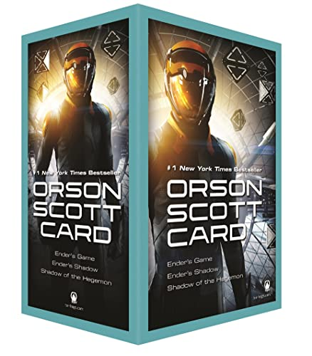 9780765374813: Ender's Game Boxed Set I: Ender's Game, Ender's Shadow, Shadow of the Hegemon (The Ender Quintet)