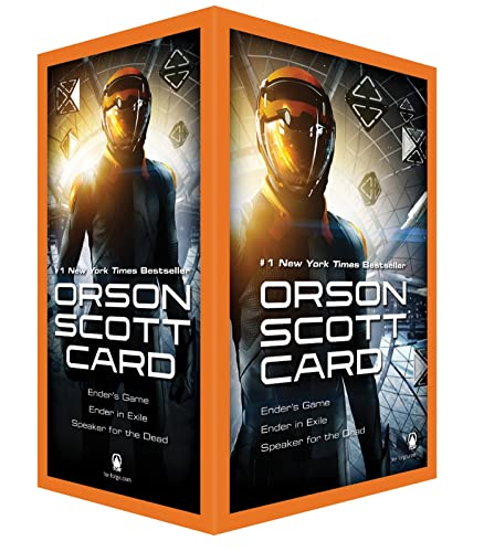 9780765374820: Ender's Game Mti Boxed Set II: Ender's Game, Ender in Exile, Speak for the Dead (The Ender Quintet)