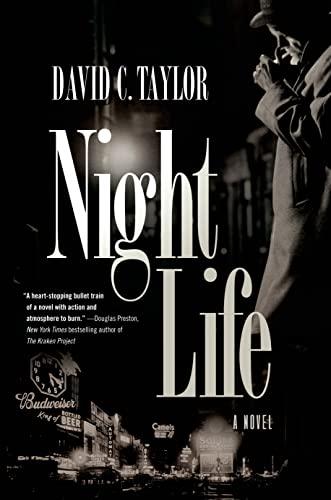 9780765374837: Night Life: A Michael Cassidy Novel
