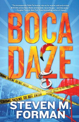 9780765375186: Boca Daze (Eddie Perlmutter)
