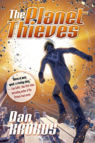 9780765375384: The Planet Thieves