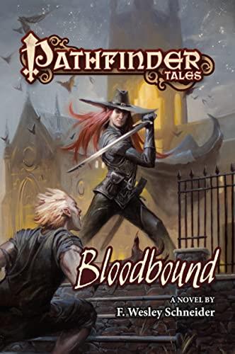 9780765375469: Pathfinder Tales: Bloodbound