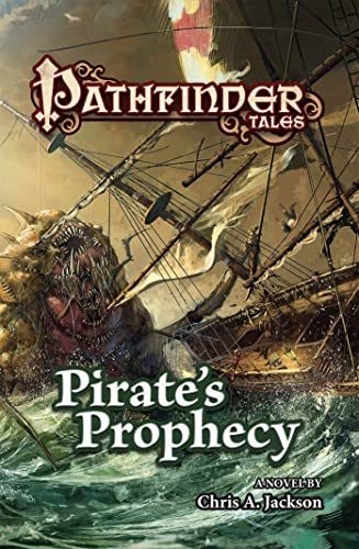 9780765375476: Pathfinder Tales: Pirate's Prophecy