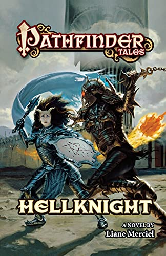 9780765375483: Pathfinder Tales: Hellknight