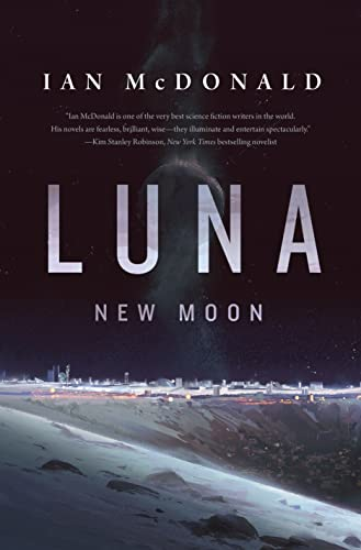 9780765375513: Luna: New Moon