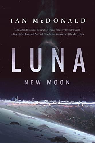 9780765375520: Luna: New Moon