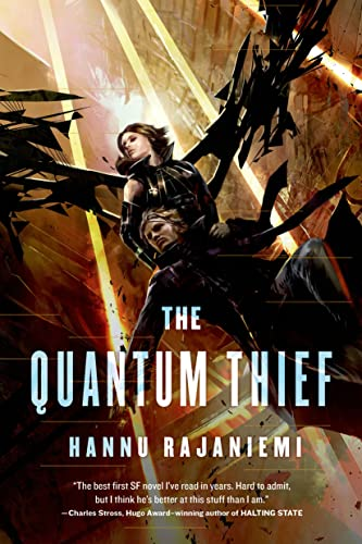 9780765375889: The Quantum Thief (Jean le Flambeur)