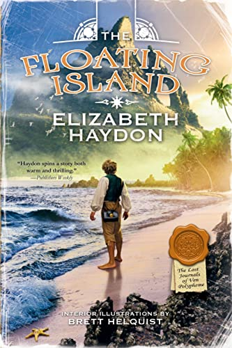 9780765375902: The Floating Island (The Lost Journals of Ven Polypheme)