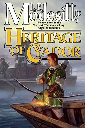 9780765376138: Heritage of Cyador