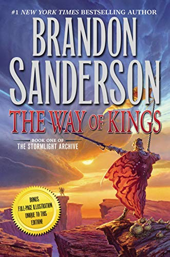The Way of Kings (Stormlight Archive, The): Brandon Sanderson