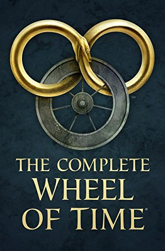 9780765376862: The Complete Wheel of Time Series Set (1-14)