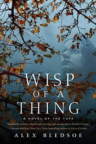 9780765376930: Wisp of a Thing: A Novel of the Tufa (Tufa Novels)