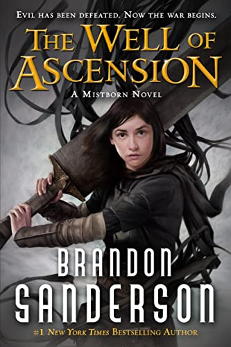 9780765377142: Well Of Ascension (Mistborn)