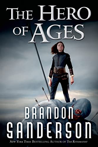 9780765377159: The Hero of Ages (Mistborn)