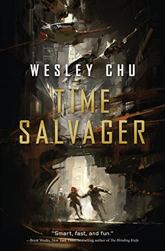9780765377180: Time Salvager