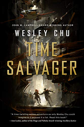 9780765377197: Time Salvager