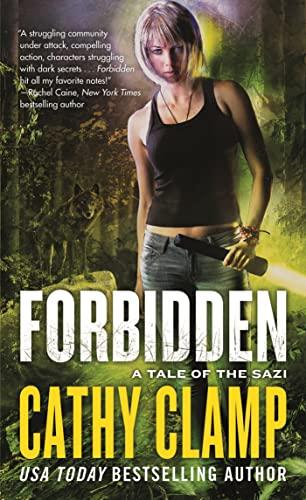 9780765377210: Forbidden: A Novel of the Sazi (Luna Lake)