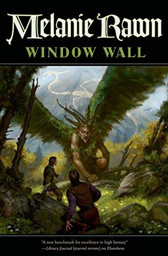 9780765377340: Window Wall (Glass Thorns)