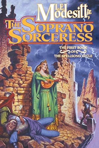 9780765377753: The Soprano Sorceress