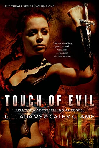 Touch of Evil (The Thrall Series): Clamp, Cathy, Adams,