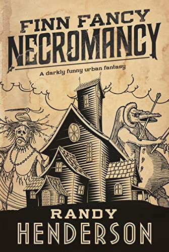 9780765378088: Finn Fancy Necromancy: The Familia Arcana, Book 1