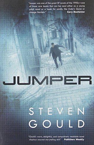 9780765378163: Jumper: A Novel
