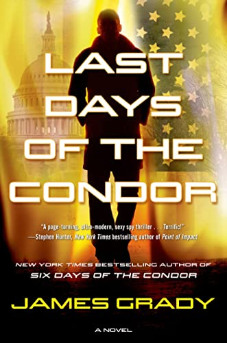 9780765378408: Last Days of the Condor