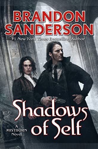 9780765378552: Shadows of Self (Mistborn)